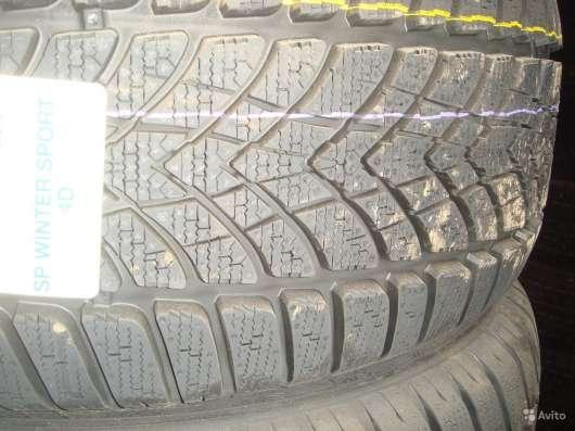 Новые Dunlop 235 50 R18 Winter Sport 4D MFS 97V в Москве Фото 4