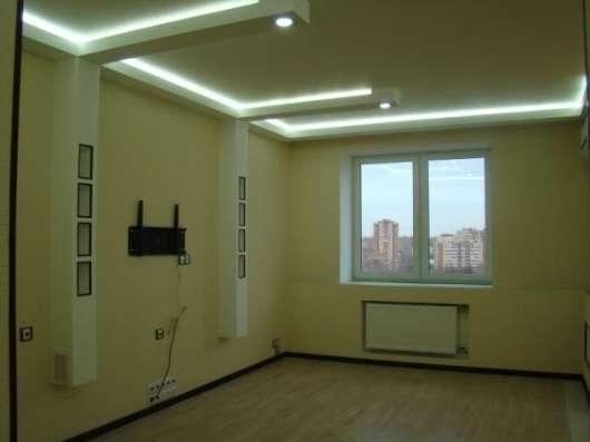 Начнем ремонт квартиры уже завтра! Ремонт квартир и домов под ключ! в Москве Фото 1