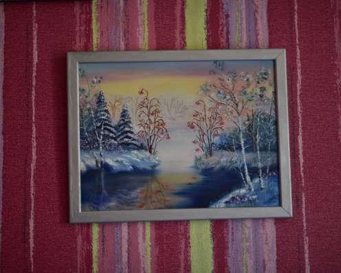 Картины маслом в Санкт-Петербурге Фото 1