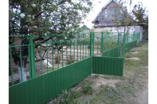 Установим заборы в Егорьевске Фото 1