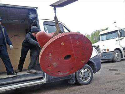 Швартовая тумба ТСО-63 ГОСТ в Владивостоке Фото 1