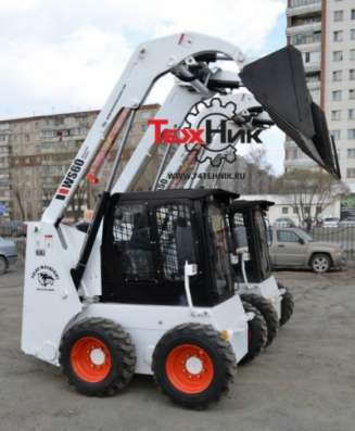 погрузчик Forway WS50 (МКСМ, BobCat в Екатеринбурге Фото 1