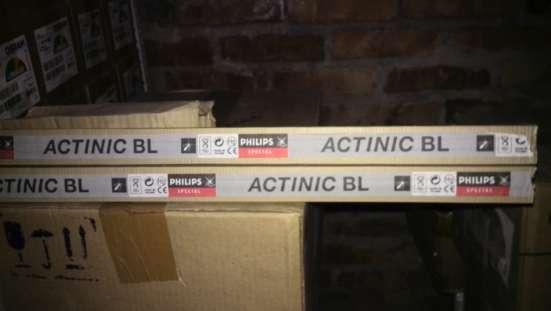 Лампа антимоскитная Philips Actinic BL TL-K 40W, длина 590мм