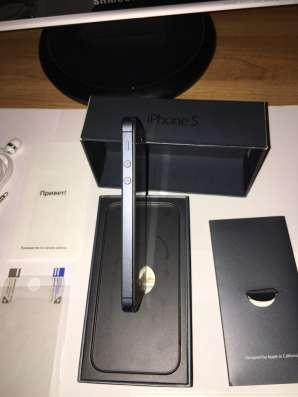 Продам iPhone 5 16gb black