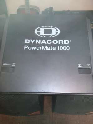 Аппаратура Dynacord (made in Germany)