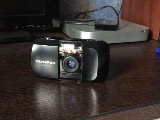 "Фотоаппарат Olympus ""M(mju:j-1"""