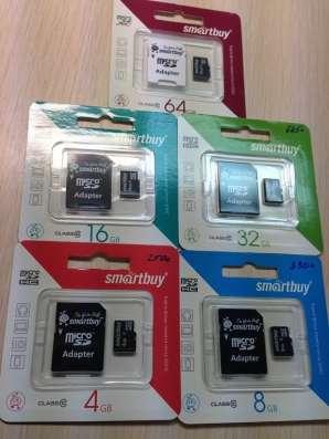 Флешки micro SD