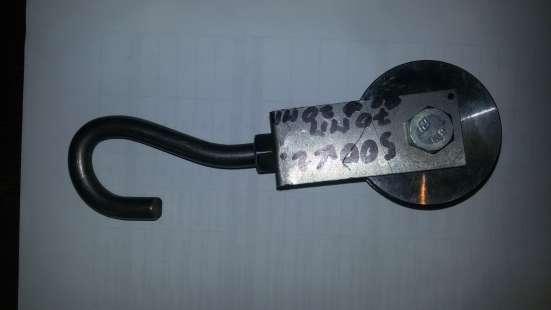 Блок подъемный д.70 500 кг