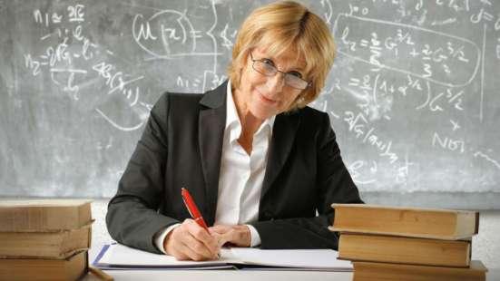 Репетитор по химии и математике