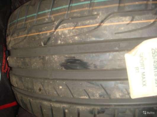 Новые шины данлоп 225/50 R17 Sport Maxx RT 94Y