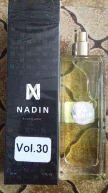 Супер стойкий парфюм Nadin 50 мл в Москве Фото 3