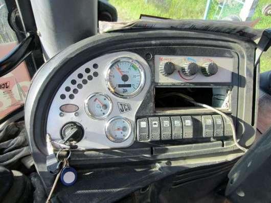 Экскаватор-погрузчик JCB 4CX, 2009 г.