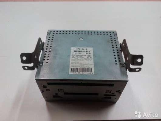 Магнитола Lancer 10 8002A546XA