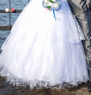 Свадебное платье + подарок в Перми Фото 1