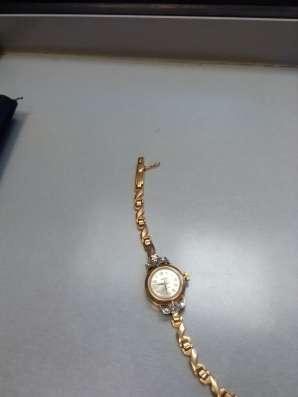 Винтажные золотые часы