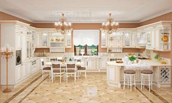 Кухни в Москве Фото 1