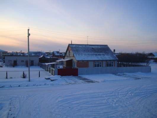 Продается дом на юге Тюменской области, п. Новокировский