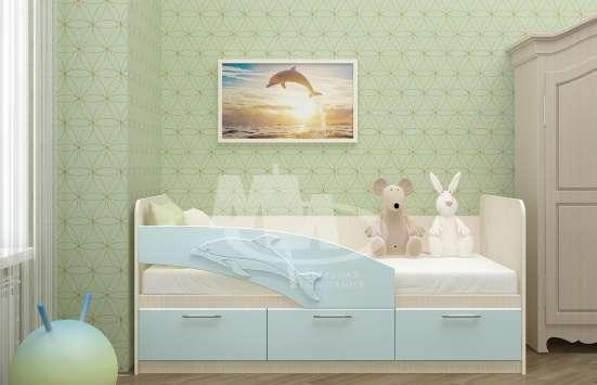 Детская кровать Дельфин 1,6 м в Екатеринбурге Фото 2
