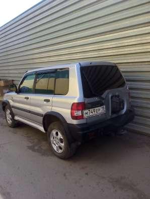 Продажа авто, Mitsubishi, Pajero Pinin, Механика с пробегом 260000 км, в Ижевске Фото 1