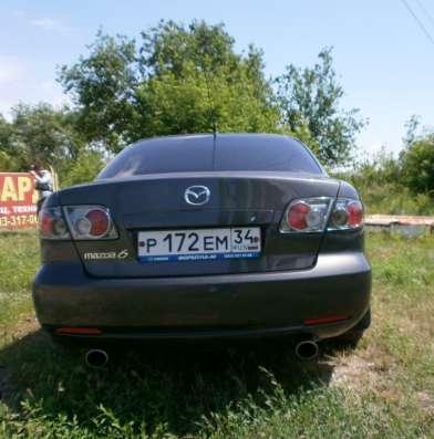 Продажа авто, Mazda, 6, Механика с пробегом 135000 км, в Волжский Фото 3
