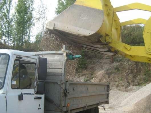 Песок щебень пгс отсев плетняк торф и т.д 5-13 тонн