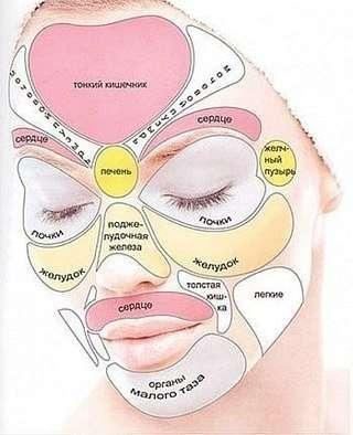 Турмалиновая акупунктурная массажная маска для лица в Санкт-Петербурге Фото 3