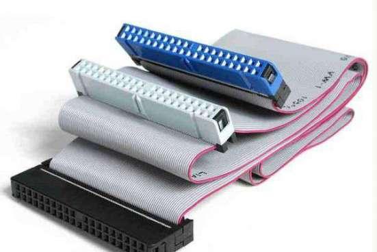 Шлейфы IDE (PATA, HDD) 80 pin 50 шт.