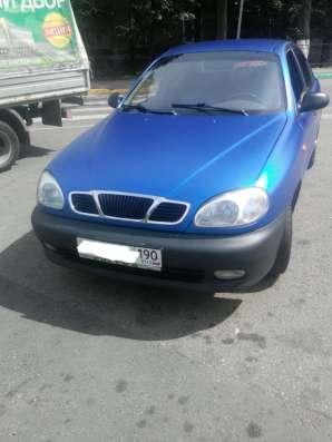 Продажа авто, Chevrolet, Lanos, Механика с пробегом 113000 км, в Москве Фото 1