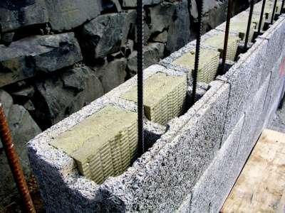 Строительные блоки 500x250x300 Durisol Серия DSi 30/15