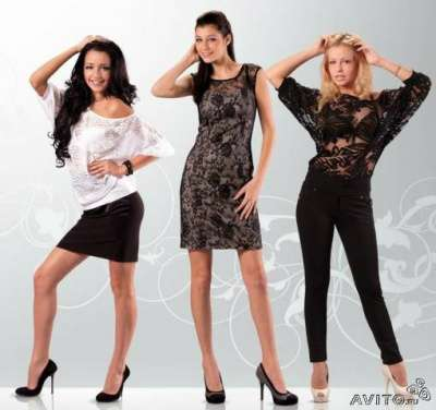 Женская одежда оптом от производителя FILGRAND