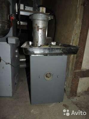 торговое оборудование Мясорубка мим-600 М N506