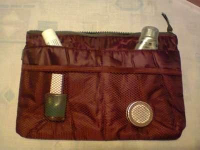 Органайзер-вкладыш в сумку
