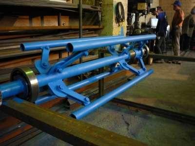 Размотчик рулонного металла РМА-1 РМА 1