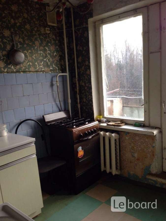 1-к квартира с балконом в серпухове.