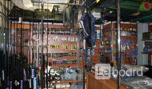 магазины для рыбалки в токио